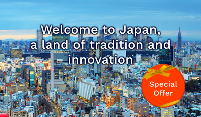 Welcome to Japan, a land of tradition and innovation